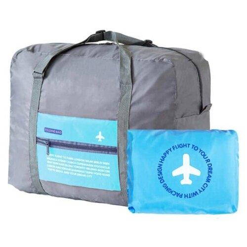 Сумка дорожная HOMSU HOM-1150, голубой сумка чехол homsu сумка чехол
