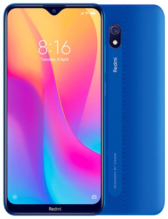 Смартфон Xiaomi Redmi 8A 2/32GB голубой океан