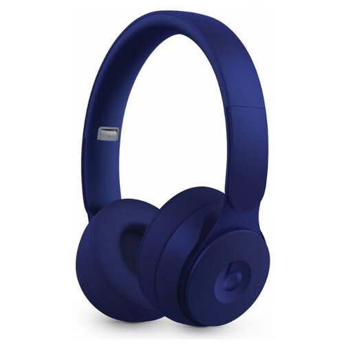 Беспроводные наушники Beats Solo Pro темно-синий наушники apple beats solo 2 wl белый mp1g2ze a