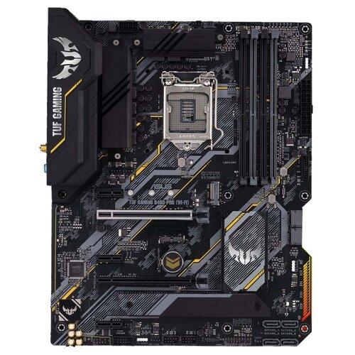Материнская плата ASUS TUF GAMING B460-PRO (WI-FI) wi fi адаптер asus usb ac56