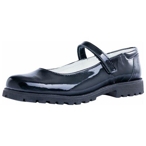 Туфли КОТОФЕЙ размер 37.5, черный