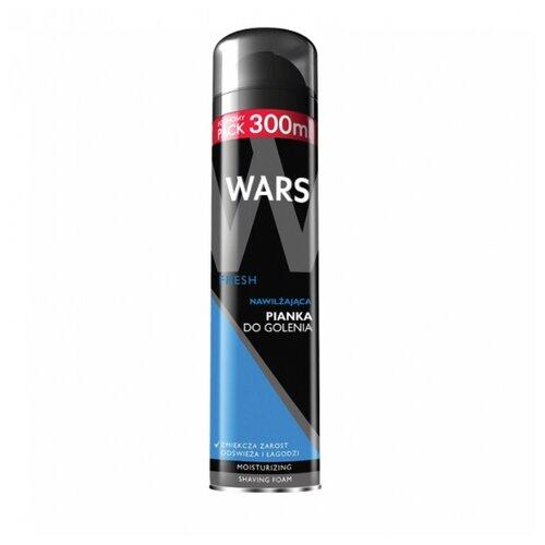 Пена для бритья Fresh WARS, 300 мл пена для бритья 3 effect 300 мл kapous professional