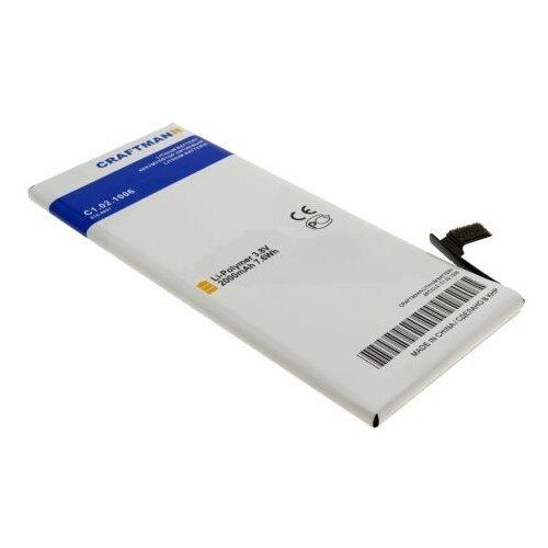 Купить Аккумулятор Craftmann C1.02.1006 для Apple iPhone 6 (2000 mAh)