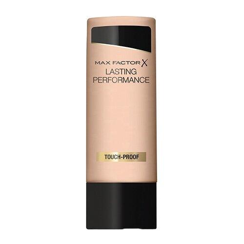 Max Factor Тональный крем Lasting Performance, 35 мл, оттенок: 101 Ivory Beige max factor colour adapt blushing beige крем тональный 55 тон