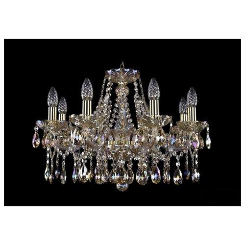 Люстра Bohemia Ivele Crystal 1413 1413/8/200/G/M701, E14, 320 Вт бра bohemia ivele 1402b 2 160 g m701