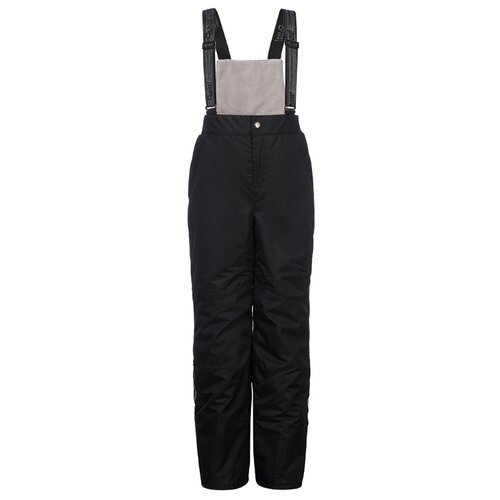 Купить Полукомбинезон Oldos Лейк AAW193T1PT10 размер 98, черный, Полукомбинезоны и брюки