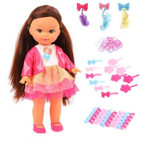 Купить Кукла Mary Poppins Элиза Студия причесок 27 см 451308, Куклы и пупсы