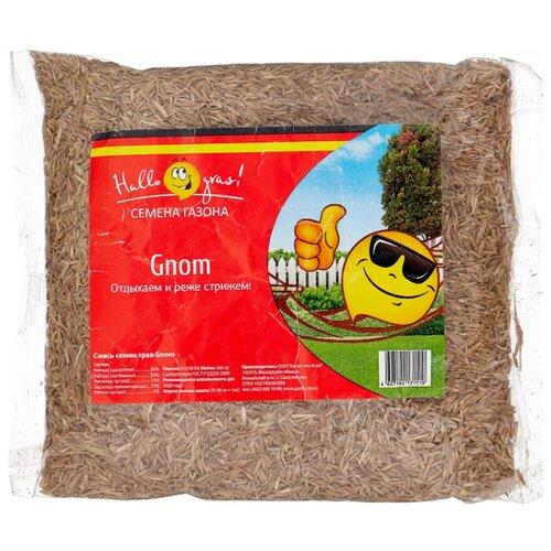 Смесь семян для газона Hallo Gras! Gnom, 0.3 кг