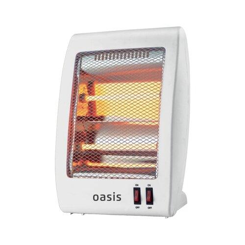 Инфракрасный обогреватель Oasis IS-8 белый