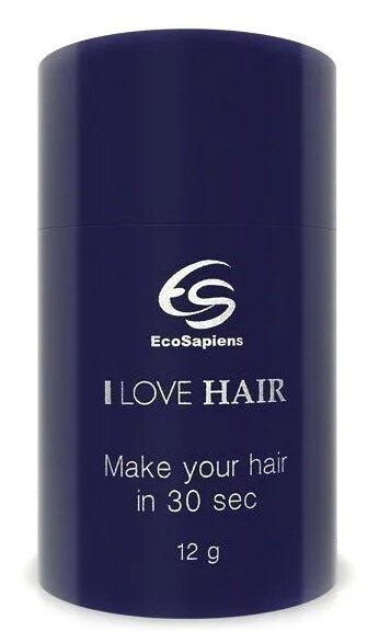 Загуститель волос EcoSapiens I Love Hair, оттенок