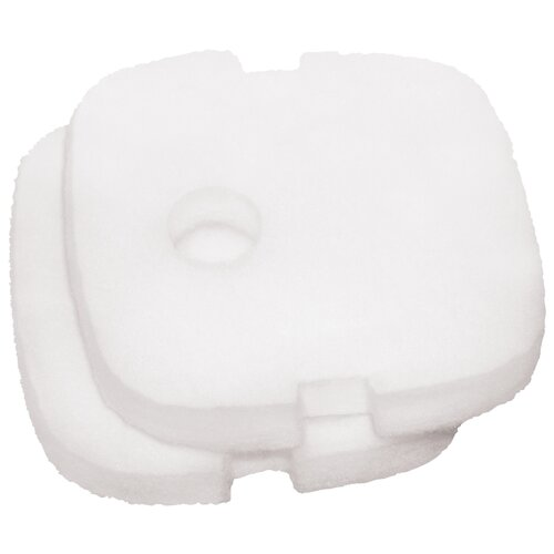 Sera картридж Filter Mat White для Fil Bioactive 250, 250+УФ, 400 (комплект: 2 шт.) белый ротор для фильтра sera fil bioactive 130 и 130 uv 1 шт