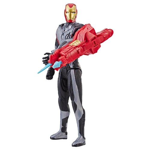 Фигурка Hasbro Titan Hero Avengers: Endgame - Iron Man E3298