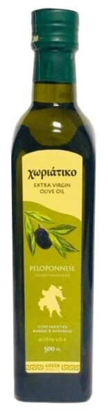 Horiatiko Масло оливковое Extra Virgin