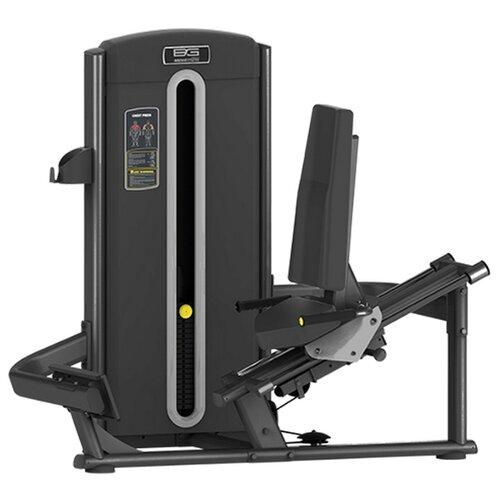 Тренажер со встроенными весами Bronze Gym M05-017 черный голень машина bronze gym mv 017 c