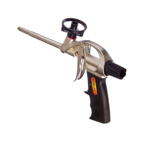 Пистолет для пены ЕРМАК 641-065 набор ермак 662 005 древесный красный