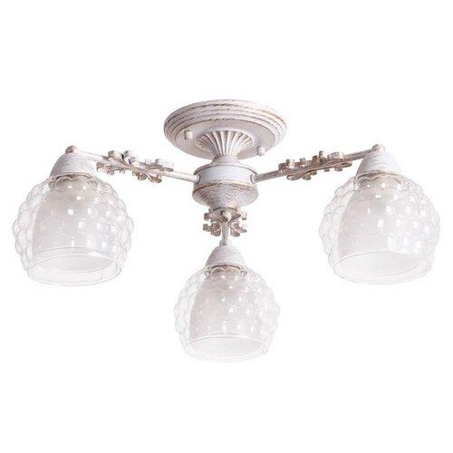 Люстра Arte Lamp Malina A7695PL-3WG, E27, 180 Вт