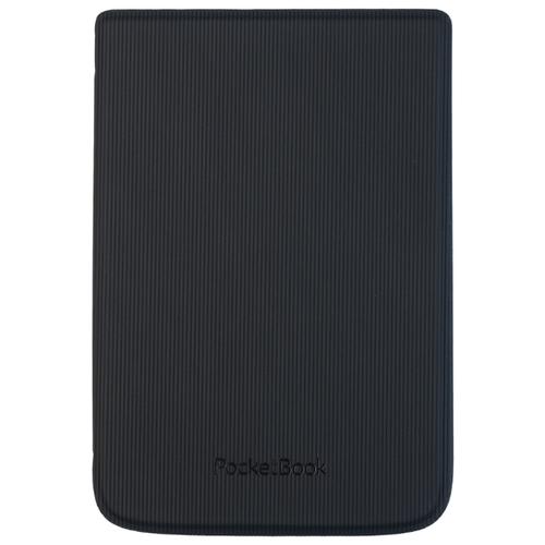 Обложка PocketBook 606, 616, 627, 632 Original Shell Classic черный рельефный