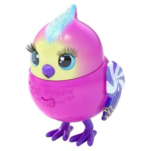 Робот Moose Little live pets Птичка Твити-Свити 26030 фиолетовый, Роботы и трансформеры  - купить со скидкой
