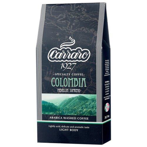 Фото - Кофе молотый Carraro Colombia, 250 г кофе молотый carraro india 250 г