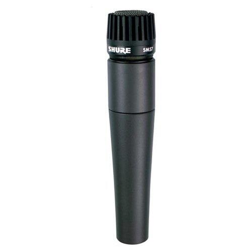 Микрофон Shure SM57-LCE темно-серый