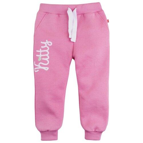 Купить Брюки Bossa Nova Китти 486Б-462 размер 74, розовый, Брюки и шорты
