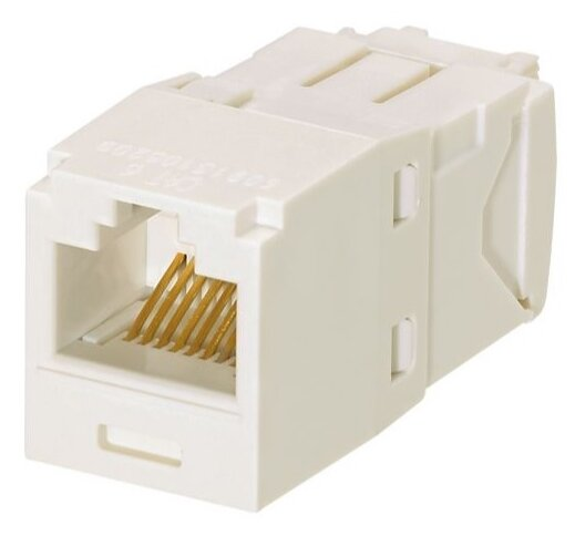 Модуль Keystone Panduit CJ688TGAW