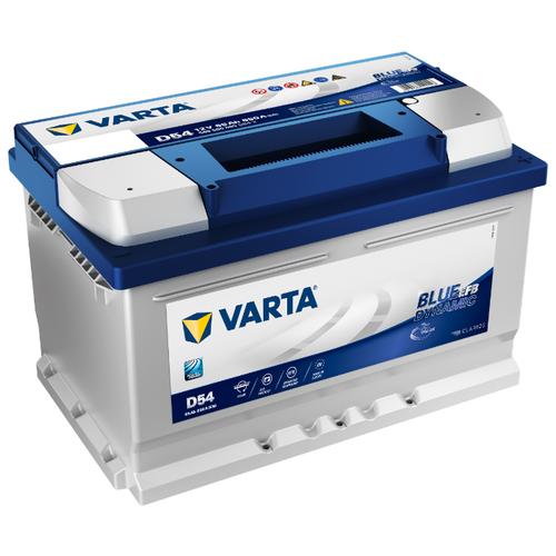 Аккумулятор VARTA Blue Dynamic EFB D54 (565 500 065) аккумулятор varta blue dynamic a15 540 127 033