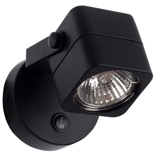 Спот Arte Lamp Lente A1314AP-1BK по цене 980