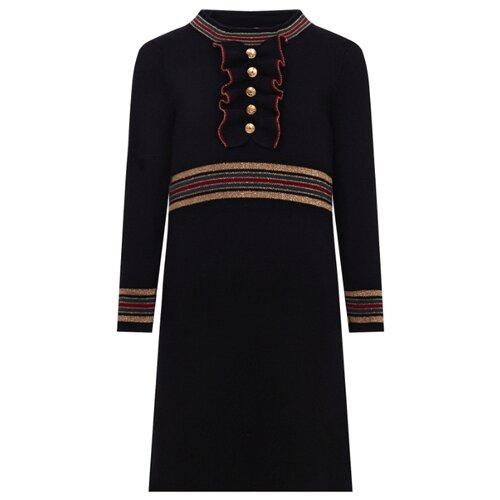 Платье Aletta размер 134, синий, Платья и сарафаны  - купить со скидкой
