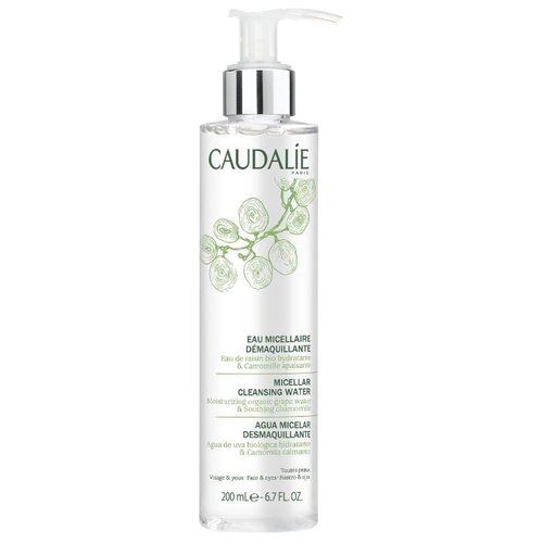Caudalie вода для снятия макияжа, 200 мл вода для красоты лица caudalie цена