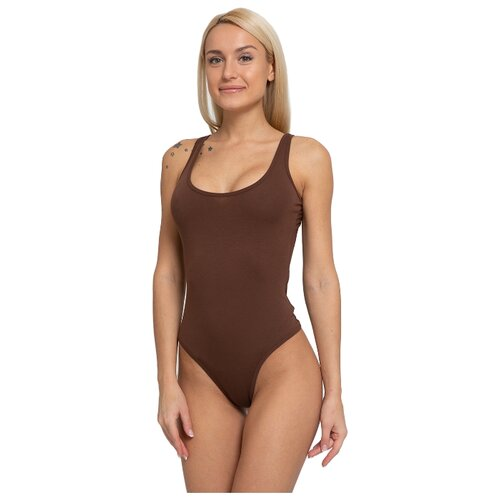 Боди Lunarable размер 50 коричневый
