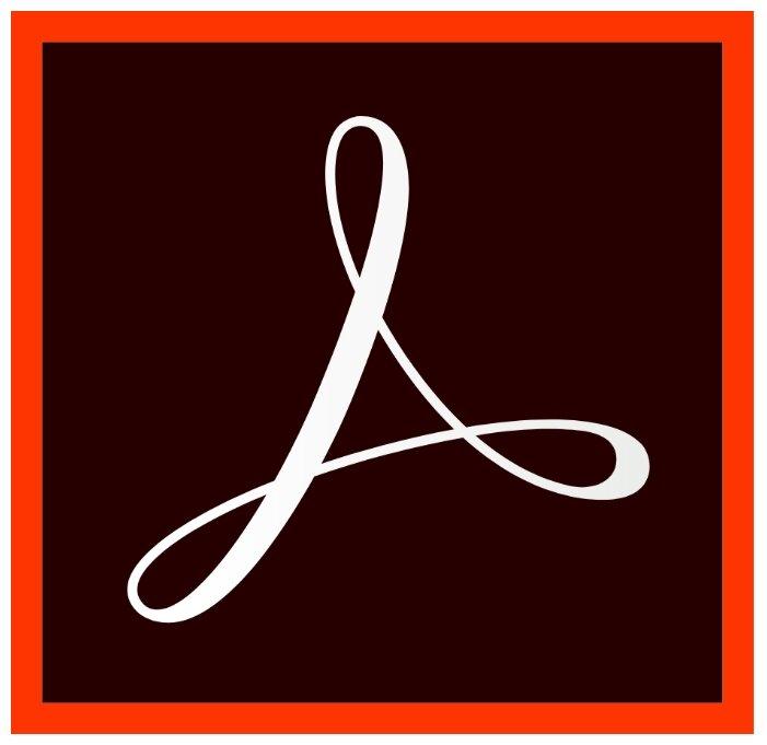 Adobe Acrobat Pro DC for Teams Education, только лицензия, мультиязычный, пользователей: 1, устройств: 1, кол-во лицензий: 1, срок действия: 12 мес. фото 1