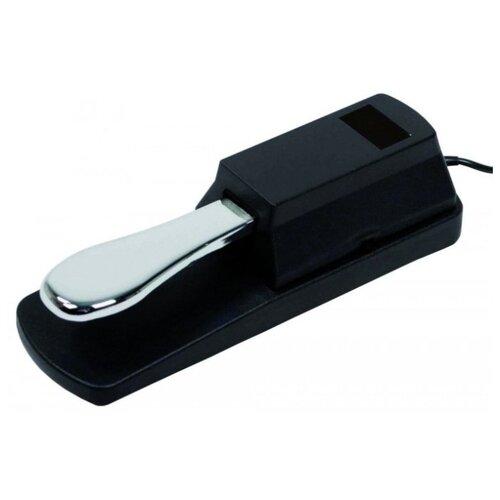 Педаль Vision AP-PD01 черный/серебристый
