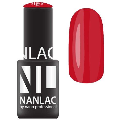 Купить Гель-лак для ногтей Nano Professional Эмаль, 6 мл, оттенок NL 1004 чилийский перчик
