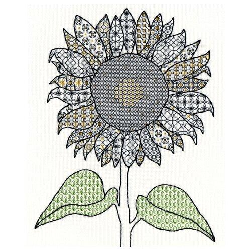 Купить Набор для вышивания Sunflower (Подсолнух), Bothy Threads, Наборы для вышивания