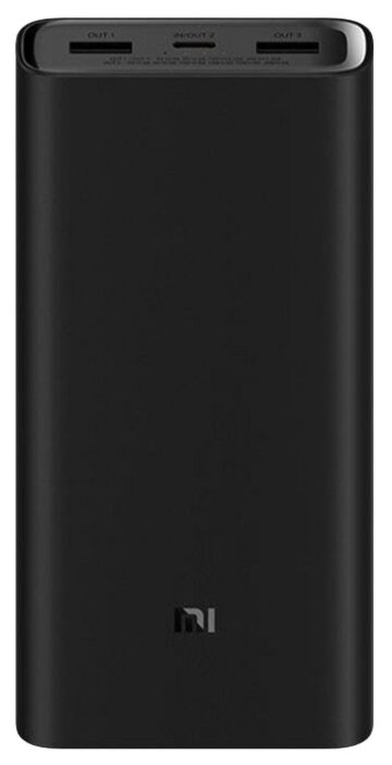 Аккумулятор Xiaomi Mi Power Bank 3 Super Flash Charge 20000