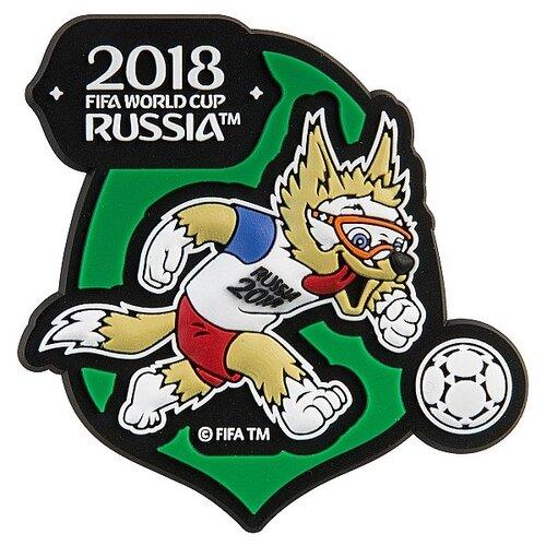 Магнит MILAND FIFA 2018 - Забивака Вперед! брелок 2018 fifa world cup russia забивака сн004 белый красный