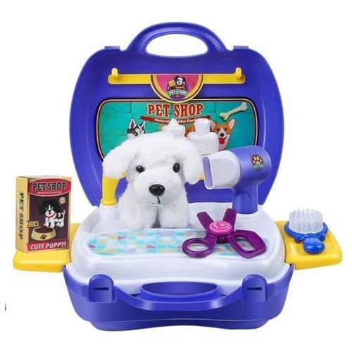 Купить Салон красоты BOWA Pet Store в чемодане (Д94062), Играем в салон красоты