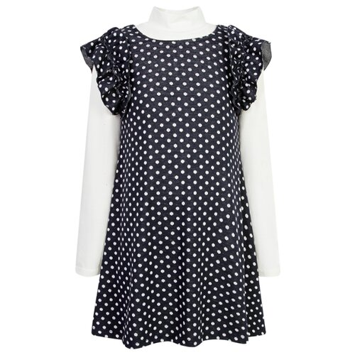 Комплект одежды Silvian Heach размер 110, синий/кремовый silvian heach pgp15193ve