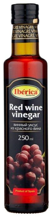 Уксус Iberica винный из красного вина 6% 250 мл