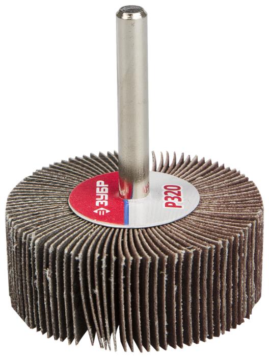 Шлифовальный валик лепестковый ЗУБР 36601-320 1 шт.