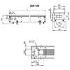 Водяной конвектор Techno Usual KVZ 200-120-1000