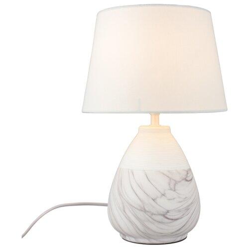 цена на Настольная лампа Omnilux Parisis OML-82104-01, 40 Вт