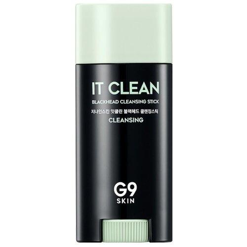 G9SKIN стик для очищения пор It Clean blackhead cleansing stick, 15 г стик скраб для очищения пор a pieu goblin blackhead scrub stick