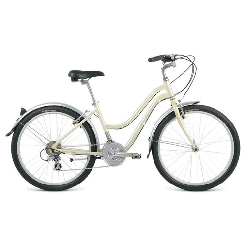 Городской велосипед Format 7733 (2016) белый S/M (требует финальной сборки)