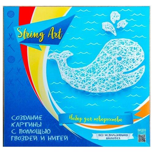 Купить String Art Lab Набор для творчества Кит (П004), Поделки и аппликации