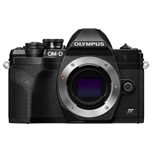 Фотоаппарат Olympus OM-D E-M10 Mark IV Body черный