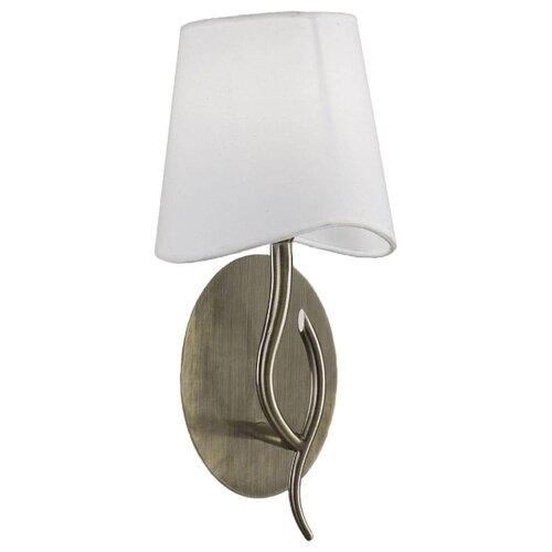 Настенный светильник Mantra Ninette 1924, 20 Вт светильник mantra ninette chrome mn 1902