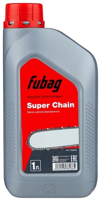 Масло для смазки цепи Fubag Super Chain 1 л