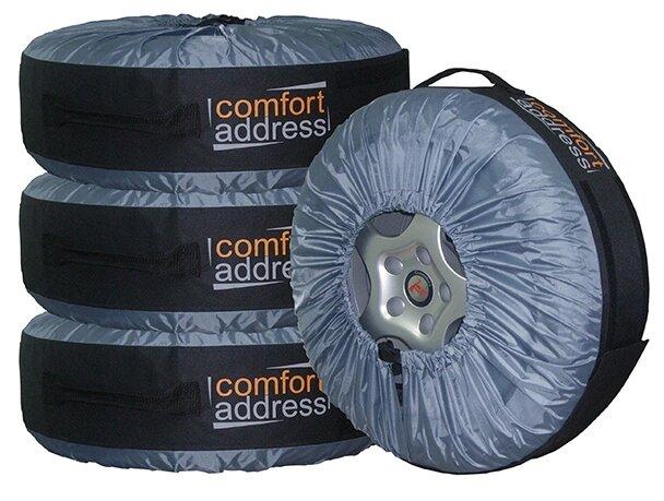 Чехлы для шин Comfort Address BAG-016 R13-20, 4 шт